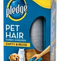 Pledge Fabric Sweeper for Pet Hair, 1 sweeper