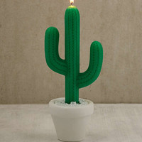 Sunnylife Potted Cactus Candle | Urban Outfitters