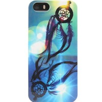 With Love From CA Moon Catcher iPhone 5 Case - Womens Scarves - Blue - NOSZ