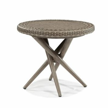 Palamar Outdoor Wicker End Table