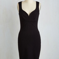 LBD Mid-length Sleeveless Sheath Celebration of Self Dress