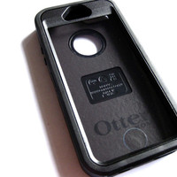 iPhone 5s Otterbox Defender Case - black Otterbox iPhone 5 Case - iPhone 5/5s Cover