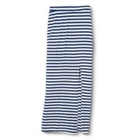Mossimo Supply Co. Junior's Maxi Skirt with Slit - Assorted Colors