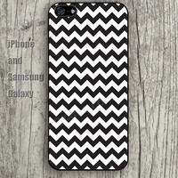 chevron black white iphone 6 6 plus iPhone 5 5S 5C case Samsung S3,S4,S5 case Ipod Silicone plastic Phone cover Waterproof