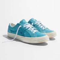 spbest CONVERSE GOLF LE FLEUR OX BACHELOR BUTTON - Carolina Blue