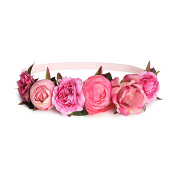 H&M - Hairband with Flowers