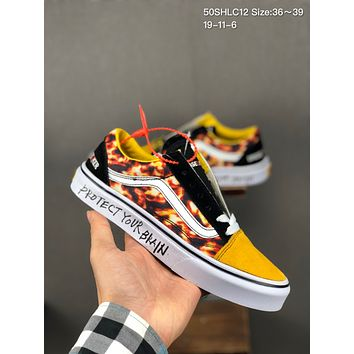 VANS MINDSEEKER OLD SKOOL cheap mens and womens Fashion Canvas Flats Sneakers Sport Shoes