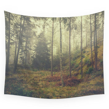 Society6 They Whisper Things Wall Tapestry