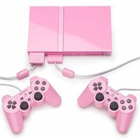 Sony PS2 / PSP : In the Pink !