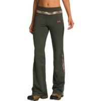 Under Armour Womens ColdGear EVO Camo-Trim Pant