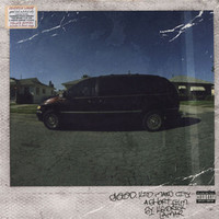 Kendrick Lamar Good Kid, M.A.A.D City 2xLP