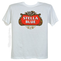 Stella Blue T Shirt on Sale for $19.95 at HippieShop.com