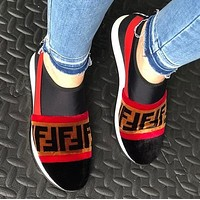 Fendi Sporty Sports Shoes-3