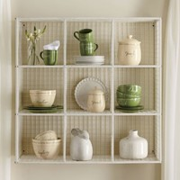 Wire Wall Unit