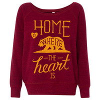 Home is where the heart is Sweater