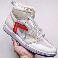 Trendsetter Nike Air Jordan Aj1 Men Fashion Casual High-Top Shoes