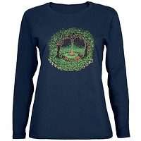 Little Hippie - Sleep Outdoors Juniors Long Sleeve T-Shirt