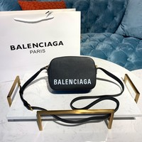 DCCK Balenciaga Fashion Women Men Gb49619 Balenciaga Ville Camera Bag
