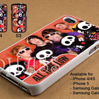 All Time Low Personil Design for iPhone 4/4s/5 Case, Samsung Galaxy S3/S4 Case