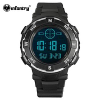 Luxury Mens Sports Watches Digital LED Military Watch Men Fashion Casual Electronics Wristwatches Clock
