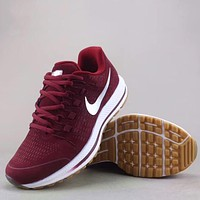 Trendsetter Wmns Nike Air Zoom Vomero 12 Fashion Casual  Sneakers Sport Shoes