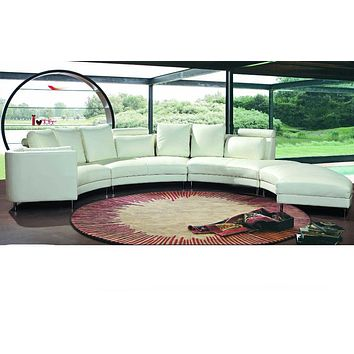 Divani Casa Luxury Modern Sectional Sofa