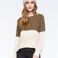 VOLCOM Fine Lines Womens Sweater | Pullovers