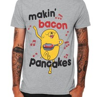 Adventure Time Bacon Pancakes T-Shirt - 349953