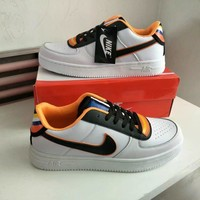 Tagre™ Nike Air Force 1 x Givenchy Unisex Sport Casual Low Help Plate Shoes Couple Fashion Sneakers