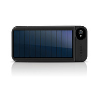 Eton Mobius Rechargeable Battery Case with Solar Panel for iPhone® 4/4S