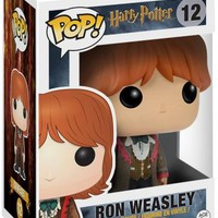 "Harry Potter Funko Pop! ""Funko Pop! - Ron Yule 12"""