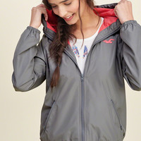 Jersey-Lined Anorak