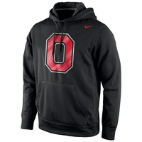 Nike Ohio State Buckeyes Warp Speed Therma-FIT Performance Hoodie