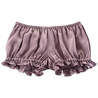 Frill Thrill Silk Frenchie - S213