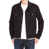 Relaxed Fit Trucker Jacket