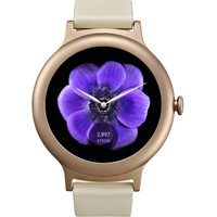 LG Smart Watch Style in Rose Gold With Android Wear 2.0   LG USA