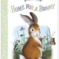 Home for a Bunny (Golden Baby Board Books)