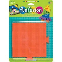 Perler Bead Pegboards 5-1/2-Inch-by-5-1/2-Inch, 2-Pack, Square