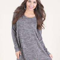 Altar'd State New York Avenue Sweater Dress