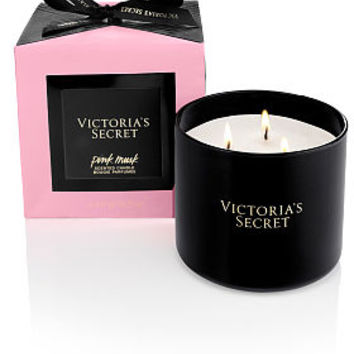 Pink Musk Scented Candle - Victoria's Secret - Victoria's Secret