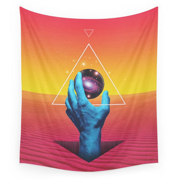 Society6 Discovery Wall Tapestry