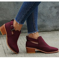 TAKE IT EASY ANKLE BOOTIE