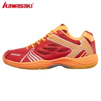 Kawasaki Sneakers Professional Badminton Shoes Wear-resistant Rubber Anti-Slippery Indoor Court Sports Shoe for Men Women K-071