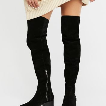 Free People Everly Thigh Hi Boot