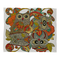 Four Owls Fleece Throw Blanket | zulily