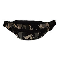 Waist Pouch Camouflage Fabric Bag