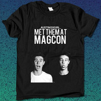 Nash Grier and Cameron Dallas  for T Shirt Mens and T Shirt Girls