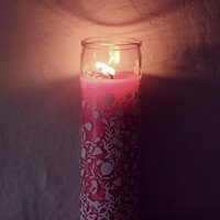 Free People Womens FP Prayer Candles