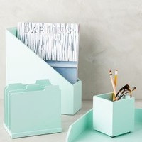 Elby Desk Collection by Anthropologie in Mint Size: