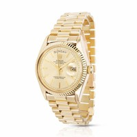 Rolex Day-Date automatic-self-wind mens Watch 1803 (Certified Pre-owned)
